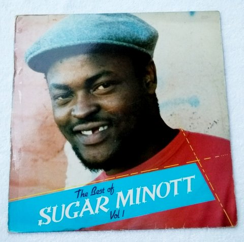 LP Sugar Minott - Best Of Vol. 1 [VG]