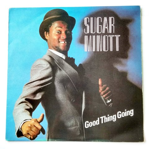 LP Sugar Minott - Good Thing Going (US Press) [VG+]
