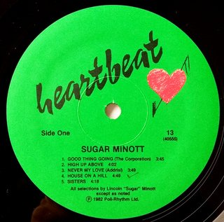 LP Sugar Minott - Good Thing Going (US Press) [VG+] na internet
