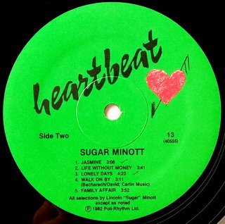 LP Sugar Minott - Good Thing Going (US Press) [VG+] - Subcultura