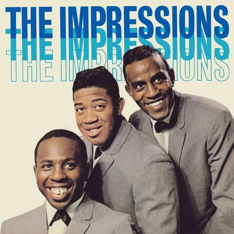 LP The Impressions - The Impressions [NM]