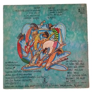 LP Third World - Journey to Addis (Original BR Press) [VG+] - comprar online