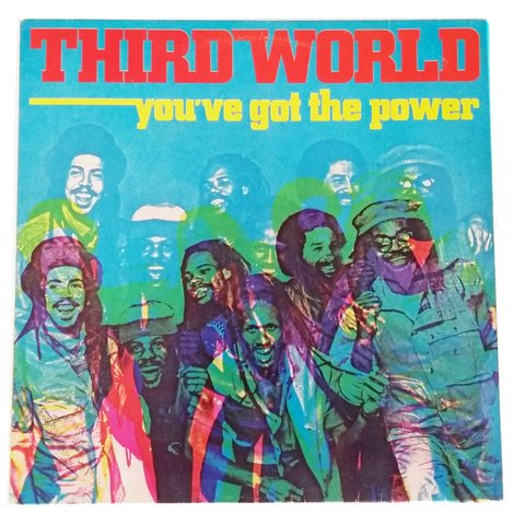LP Third World - You've Got The Power (Original BR Press) [VG+]