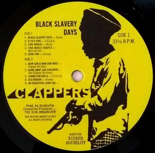 LP V.A. - Black Slavery Days [VG+] na internet