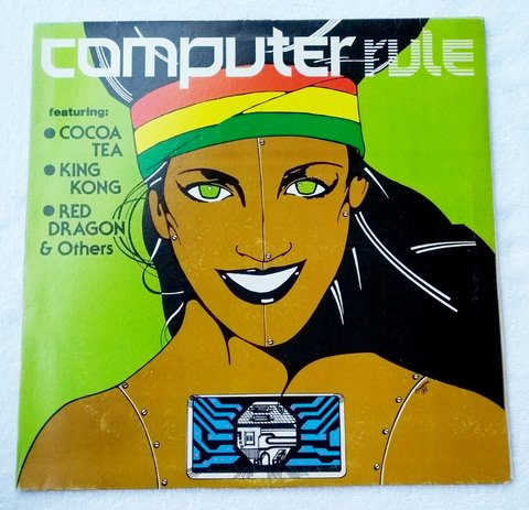 LP V.A. - Computer Rule Vol 2 (Original JA Press) [VG]