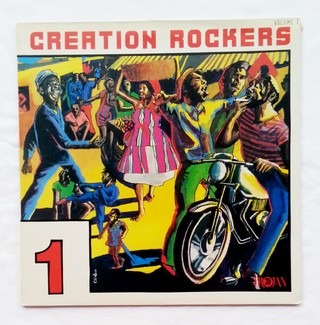 LP V.A. - Creation Rockers Vol. 1 (Original Press) [VG+]