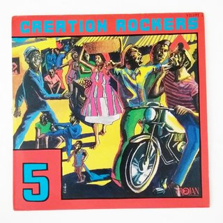 LP V.A. - Creation Rockers Vol. 5 (Original Press) [VG+]