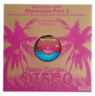 LP V.A. - Roots Garden Showcase Part 3 (Original Press) [NM] - comprar online