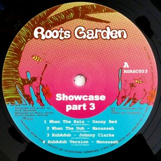 LP V.A. - Roots Garden Showcase Part 3 (Original Press) [NM] na internet