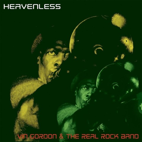 LP Vin Gordon & The Real Rock Band - Heavenless [M]