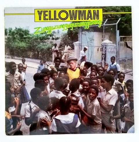LP Yellowman - Zungguzungguguzungguzeng (Original US Press) [VG+]