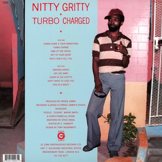 LP Nitty Gritty - Turbo Charged [M] - comprar online