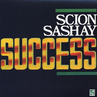 LP Scion Success - Scion Sashay Success (Vinil Colorido, 180g) [M]