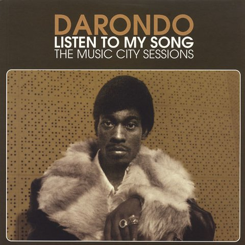 LP Darondo - Listen To My Song (180g) [M]