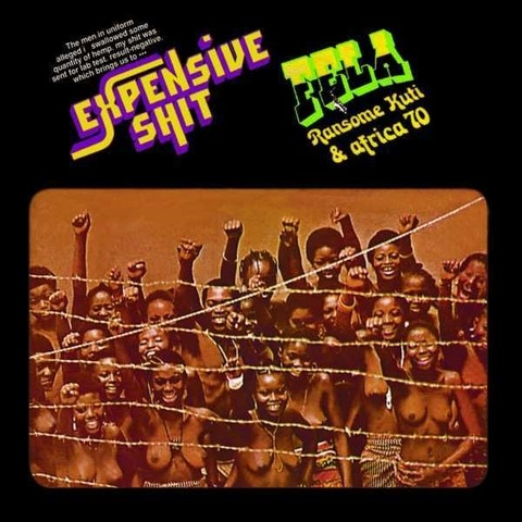 LP Fela - Expensive Shit [M]