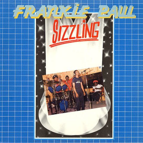 LP Frankie Paul - Sizzling (Original Press) [NM]