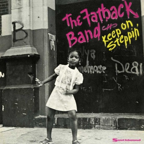 LP Fatback Band - Keep On Steppin' [NM]