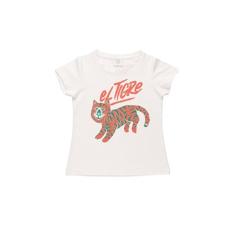 REMERA EL TIGRE CENTRAL ROSA