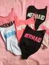 Body mermaid cavado feminino estilo vsco girl
