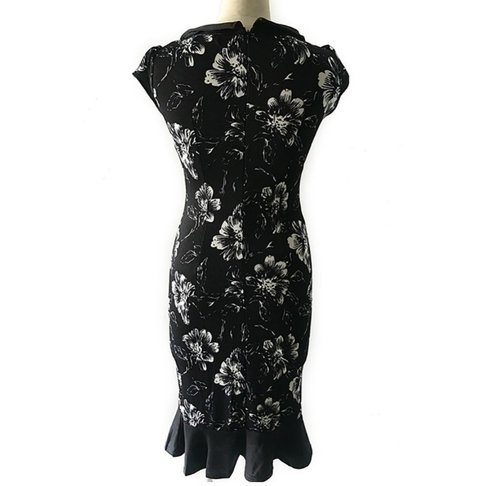 Vestido Estilo Night Flower na internet
