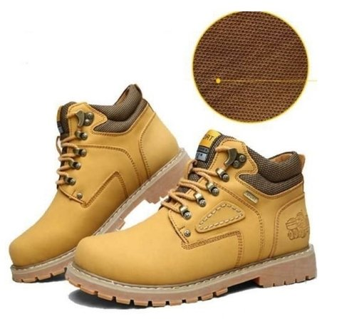 Bota Estilo Off Road