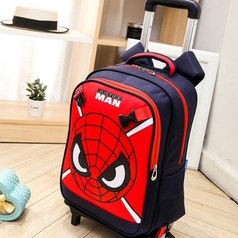 Mochila Plus Estilo Spider na internet