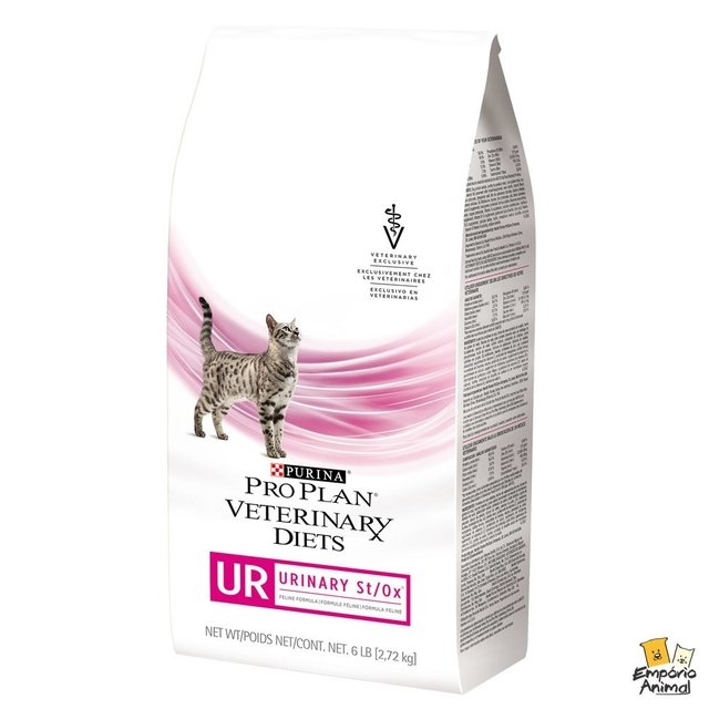 Ração Pro Plan Cat Veterinary Diets Urinary