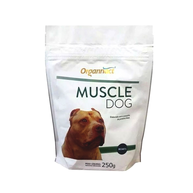 Suplemento Vitaminico Muscle Dog