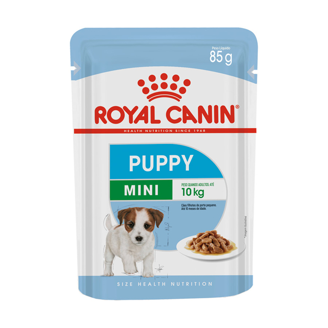 Sachê Royal Canin Junior Mini