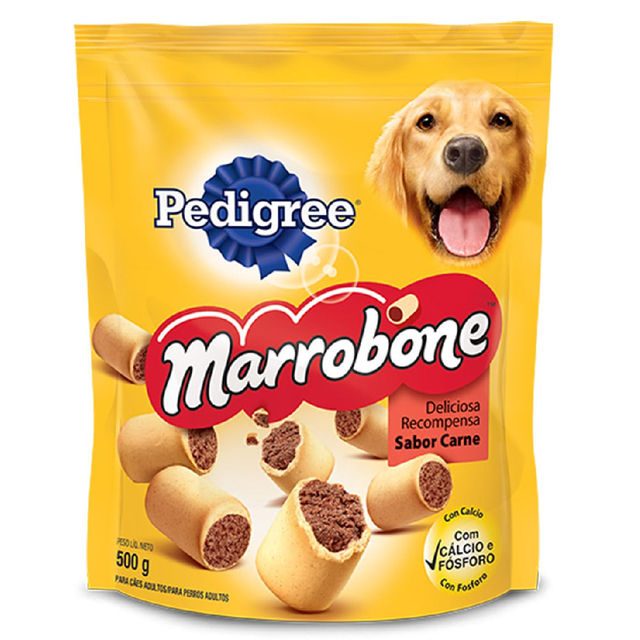 Pedigree Biscrok Marrobone
