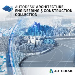 Autodesk AEC Collection IC Suscripción por 3 años (Multi User)