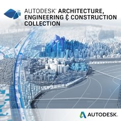 Autodesk AEC Collection IC Suscripción por 2 años (Single User)