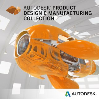 Autodesk Product Design Collection IC Commercial New Single-user ELD Annual Subscription