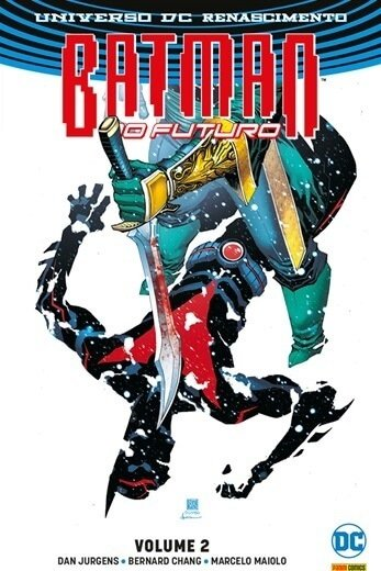 Batman do Futuro #02 (Renascimento)