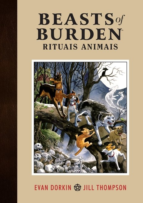 Beasts of Burden #01 - Rituais Animais