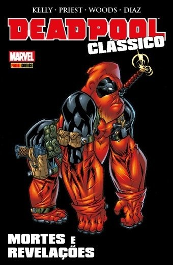 Deadpool Clássico #08