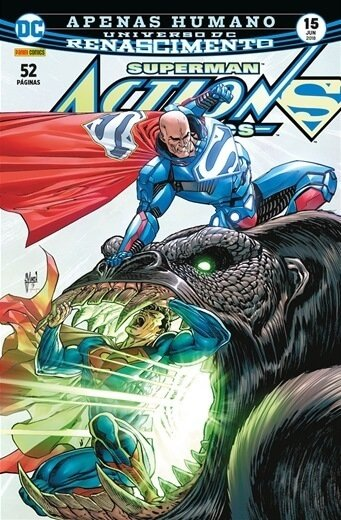 Action Comics #15 (Renascimento)
