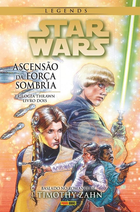 Star Wars: Legends - A Trilogia Thrawn 2. A Ascensão da Força Sombria