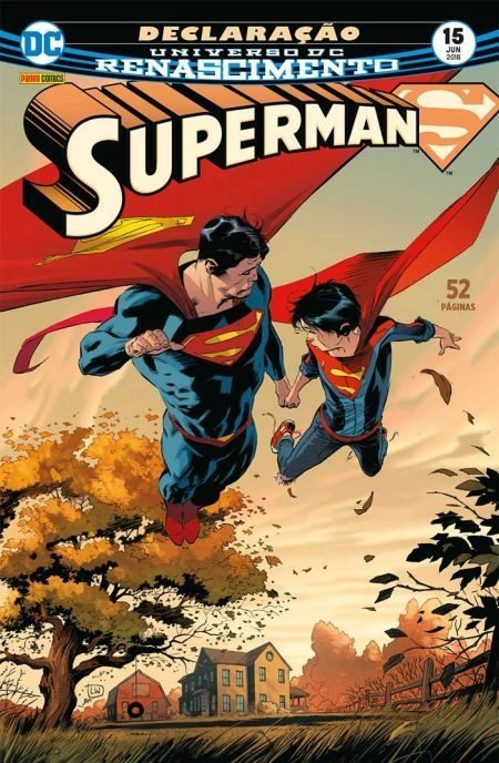 Superman #15 (Renascimento)