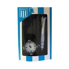SET RELOJ SUPER DEPORTIVO Y BOLIG. RACING