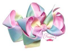 Laço Ana G - Candy Color Arco-iris
