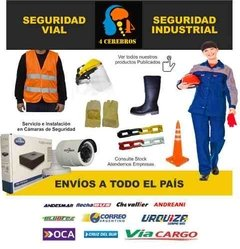Tope Estacionamiento Pvc Flex Kit Garage - 4 Cerebros