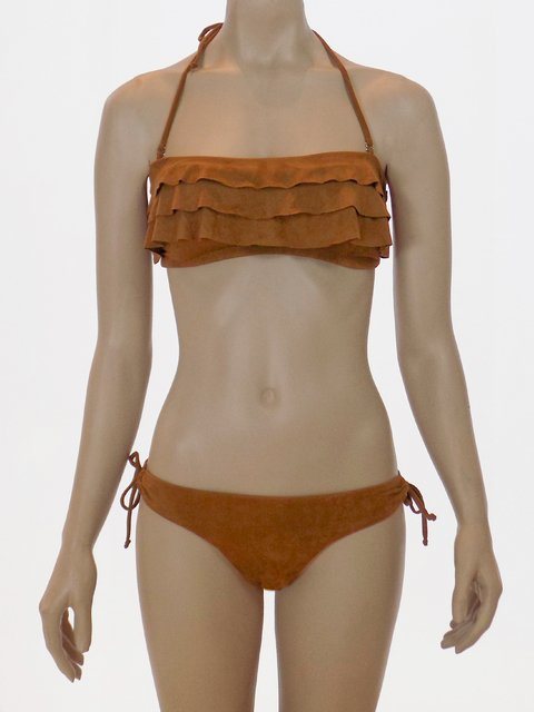 Bikini Gia Bandeau on internet