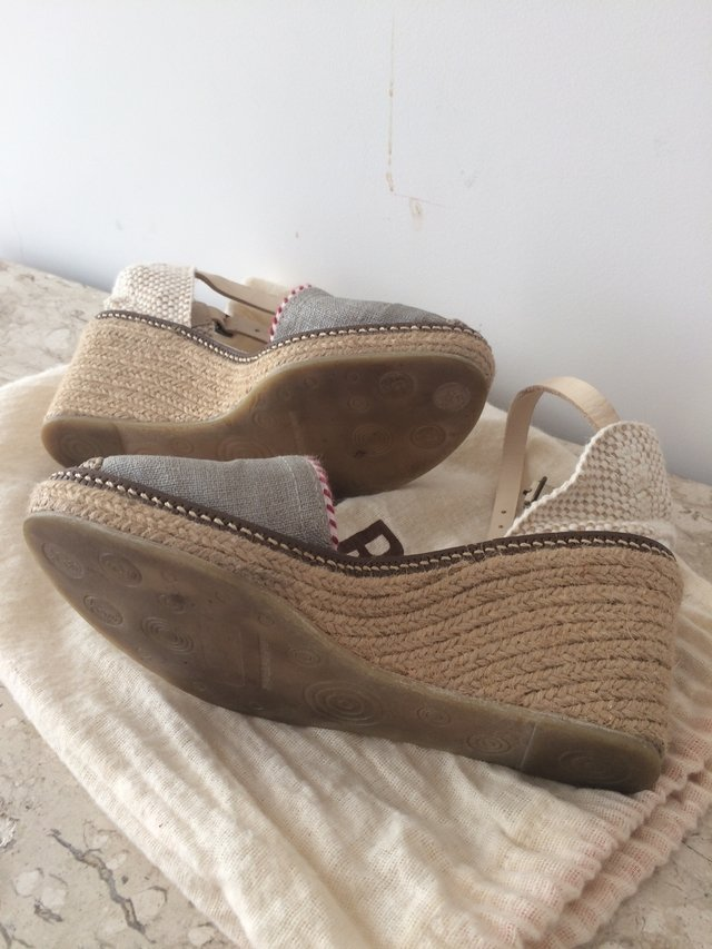RICHARD'S Espadrille Cinza - LUX Shopping Vip On-line