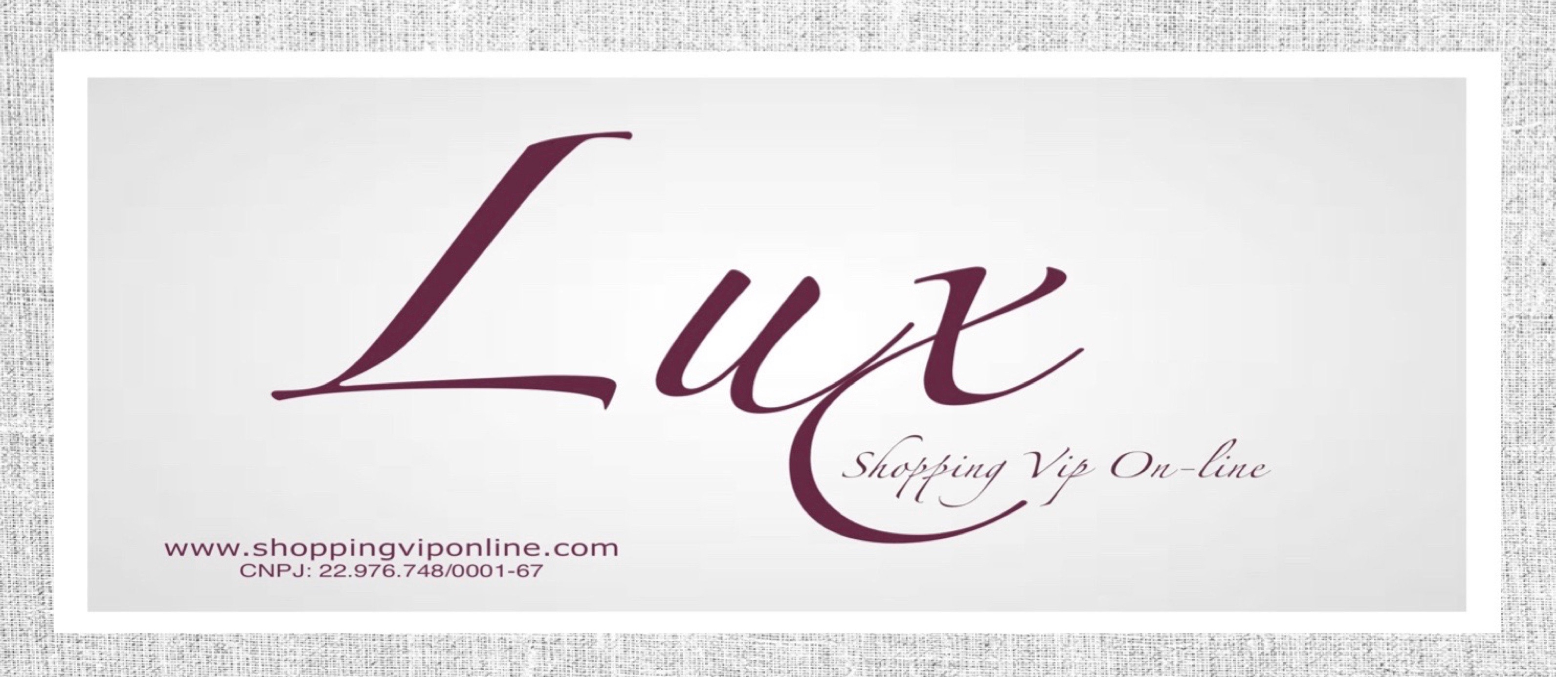 LUX Shopping Vip On-line