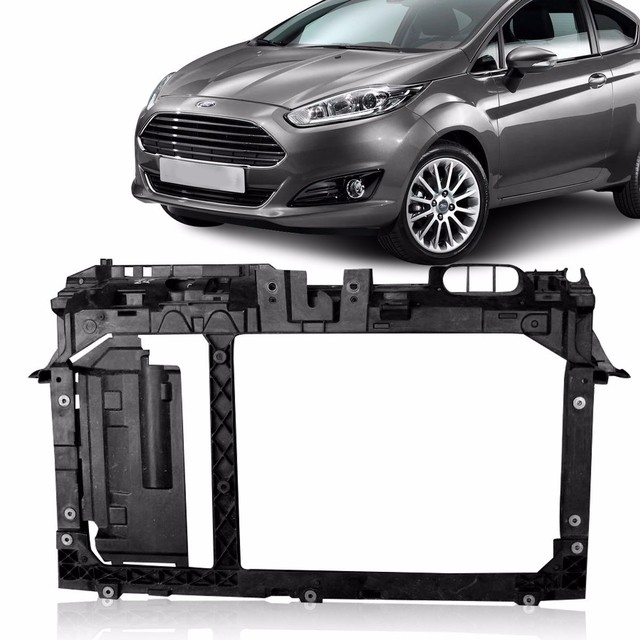 Painel Frontal Suporte Radiador New Fiesta 2011 a 2015