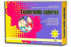 Explorando Colores Fenomenos Ciencias Kit - comprar online