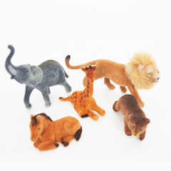 mini animales - set selva