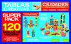 tablas creativas super pack 120 p