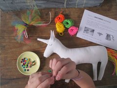 kit para decorar tu unicornio - comprar online